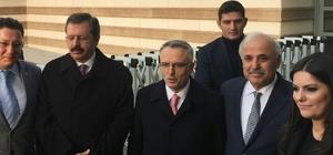 Kdz. Ereğli TSO Yönetimi Ankara'da temaslarda bulundu