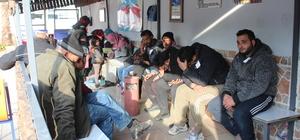 Hatay'da 30 yabancı uyruklu yakalandı