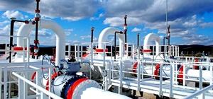 Taşköprü'de doğalgaz ateşi 22 Aralık'ta yanacak