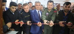 Cizre'de Şehit Güvenlik Korucusu Dündar Page Kütüphanesi törenle açıldı