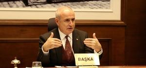 Başkan Akgün, Makedonya'da okul açılışı gerçekleştirecek
