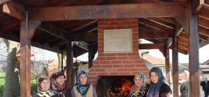 Zarar gören köy fırınları tamir ediliyor