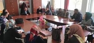 Başkan Mehmet Yıldırım'da öğretmene karşı yapılan şiddete tepki