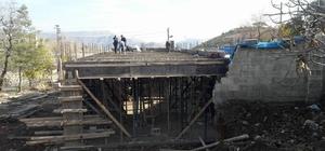 Kartal Mahallesinde de taziye evi inşaatına başlandı