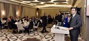Gümüşhane'de Gaziler onuruna yemek verildi