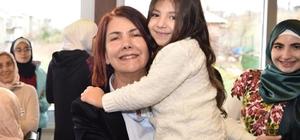 Türk ve mülteci kadınlar bu projeyle buluştu