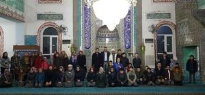 Öğrenciler 'Sabah Namazı'nda buluştu