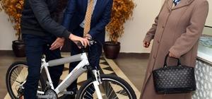 Başkan Korkut, Bahri'yi hayaline kavuşturdu
