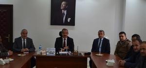Adilcevaz'da TOKİ'nin sorunları görüşüldü