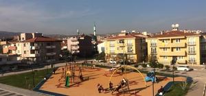 Toygar'a modern park yapıldı
