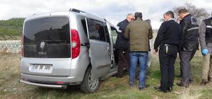Polis aracına ateş eden zanlı yakalandı