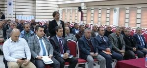 Ürgüp'te ilçe güvenlik kurulu toplantısı yapıldı