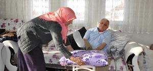 Engelli vatandaş kök hücre nakli bekliyor