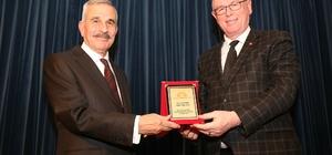 Odunpazarı Belediyesi'ne 5 dalda sanat ödülü