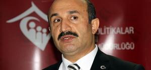 Yozgat'ta 'Okul Destek Projesi' tanıtıldı