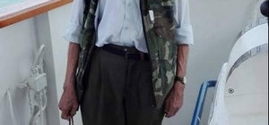 Zonguldak'ta otomobilin çarptığı yaşlı adam toprağa verildi