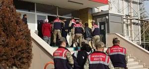 Elazığ'da uyuşturucu tacirleri tutuklandı
