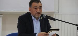 Milletvekili Mustafa Şükrü Nazlı: 2018 Kütahya içinde önemli bir yatırım ve hizmet yılı olacak