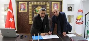 Seydişehir Belediyesi ve Denetimli Serbestlik Müdürlüğü protokol imzaladı