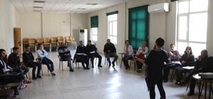 Bağlar Belediyesi personeline ilkyardım eğitimi