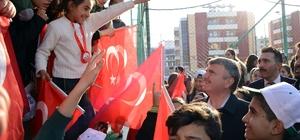 Başkan Akyürek, Cihanbeyli'de yatırımları inceledi