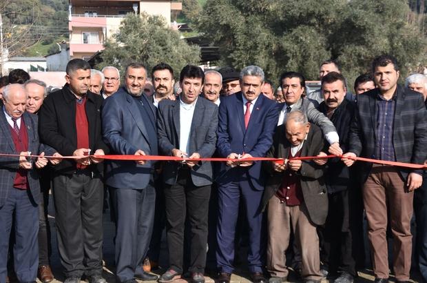 AK Partililer TBMMde köprü açılışı yaptı
