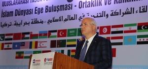 Başkan Görmez'den İslam dünyasına iki mesaj