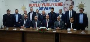 Kütahya AK Parti'de kongre heyecanı