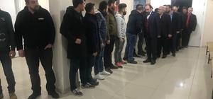 AK Partili vekillerden yoğun ilçe programı