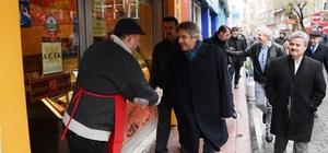 """Beyoğlu Belediye Başkanı Demircan: """"Beyoğlu'nda işler yolunda"""""""