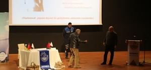 Sapanca Belediyesi'nden esnafa seminer