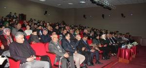 TSM Kadınlar Korosu İncesu'da konser verdi