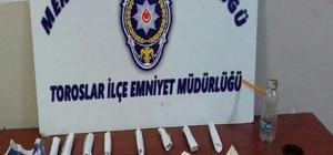 Mersin polisi, çeşitli suçlara karışan 9 şüpheliyi gözaltına aldı
