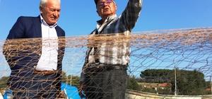 Başkan  Yılmaz balıkçı barınağını ziyaret etti