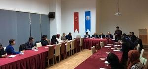 Sivas Kent Konseyi Gençlik Meclisi yönetim kurulu toplantısı