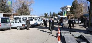 Suruç'ta araç muayene istasyonu talebi