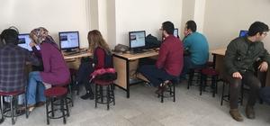 Kayapınar'da kurslarda görev alacak öğretmenler için eğitim çalışması