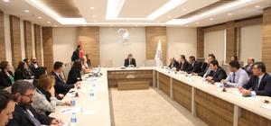 Gaziantep'te Sürdürülebilir Enerji için eylem planı hazırlanıyor