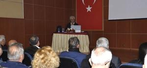 Mersin'de 'Kütüphane Söyleşi Günleri' sona erdi