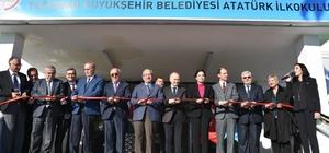 """11 İlçede 11 Okul"" projesi Marmaraereğlisi'nde"