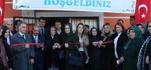 Yenişehir Belediyesi kadın meslek ve eğitim merkezi açtı