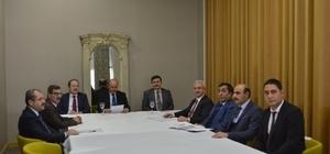 KUDAKA 94'üncü Yönetim Kurulu Toplantısı Erzincan da yapıldı