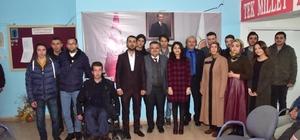 Başkan Yağcı, Osmaneli İlçe AK Parti Danışma Toplantısına katıldı