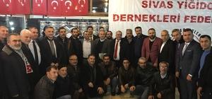 Seyyid Ahmet Arvasi İzmir'de dualar ile anıldı