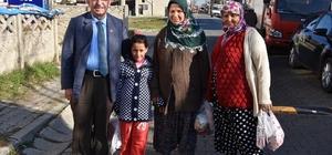 Başkan Albayrak Muratlı'da vatandaşlarla bir araya geldi