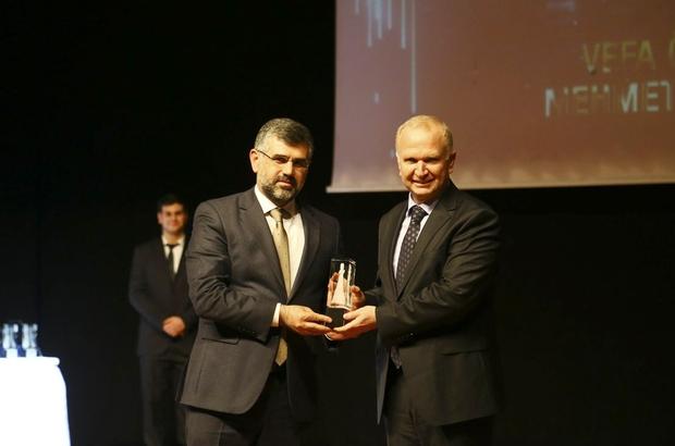 Başkan Keskin, SUGİAD'ın Ödül Törenine Katıldı