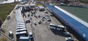 Büyükşehir, toplu taşımada dönüşümü Siverek'te başlattı