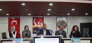 """Suşehri'nde """"Hayata bağlı gençlik"""" projesinde bağımlılık anlatıldı"""