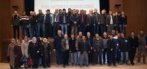 Yozgat'ta taşeron işçiler bilgilendirildi