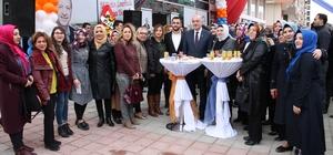 Midyat'ta Ak Parti binası açılışı yapıldı